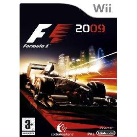 Capa do Jogo Formula 1 2009 da FIA